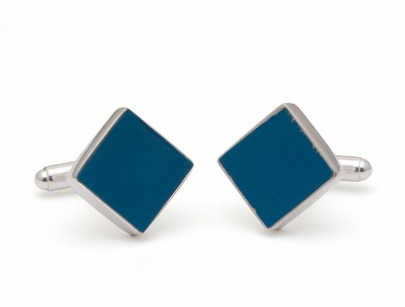 Dodger Stadium Baseball Seat Cuff Links<br>ONLY 2 LEFT!