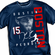 Dustin Pedroia BOSTON Signature T-Shirt<br>Short or Long Sleeve<br>Youth Med to Adult 4X