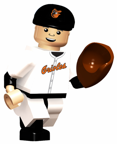 Earl Weaver Baltimore Orioles Hall of Fame OYO Mini Figure<br>ONLY 1 LEFT!
