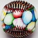 Easter Egg Basket Baseball