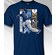 Eric Thames Milwaukee Colorblock T-Shirt<br>Short or Long Sleeve<br>Youth Med to Adult 4X