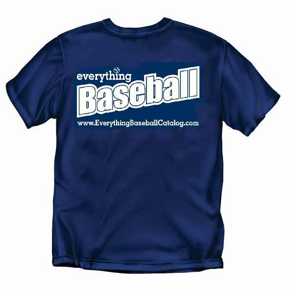 Everything Baseball Logo T-Shirts<br>Youth and Adult