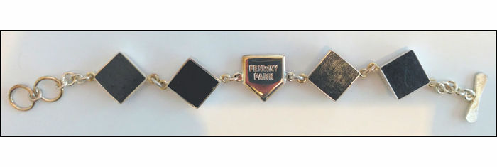 Fenway Park Baseball Stadium Ballpark Bracelet<br>ONLY 2 LEFT!