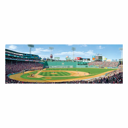 Fenway Park Boston Red Sox 1000pc Panoramic Puzzle