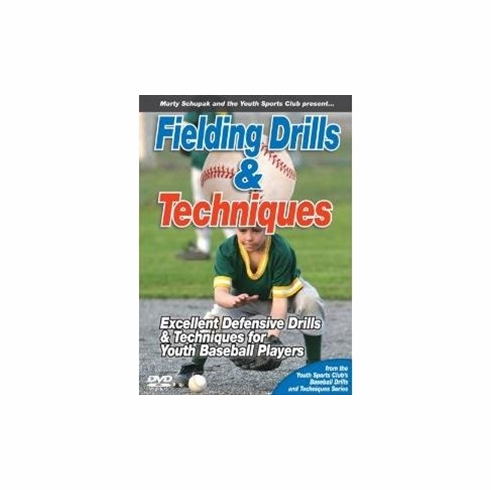 Fielding Drills and Techniques Baseball DVD