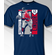 Francisco Lindor Cleveland Colorblock T-Shirt<br>Short or Long Sleeve<br>Youth Med to Adult 4X