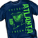 Freddie Freeman ATLANTA Neon Signature T-Shirt<br>Short or Long Sleeve<br>Youth Med to Adult 4X