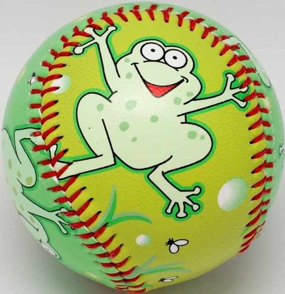 Frogs Baseball