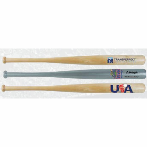 "Full-Color 18"" Custom Mini Baseball Bats"