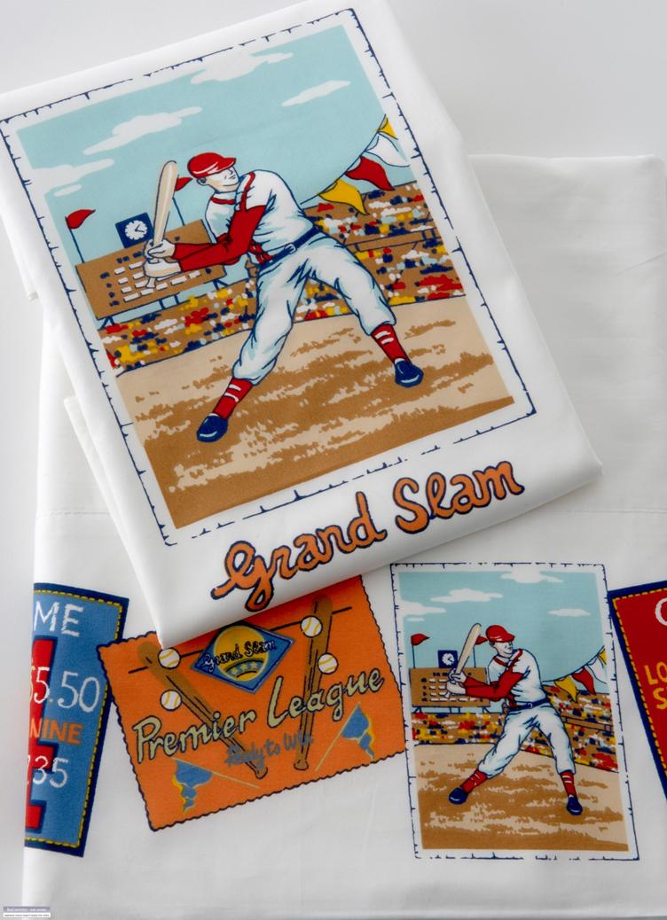 Grand Slam Baseball Sheet Sets