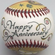 Happy Anniversary Baseball