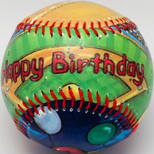 Happy Birthday Baseball