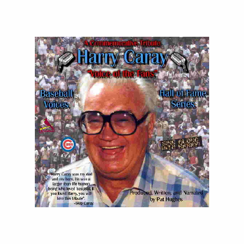 "Harry Caray ""Voice of the Fans"" CD"