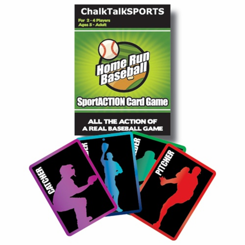 Home Run Baseball Card Game<br>ONLY 4 LEFT!