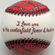 I Love You Centerfield Fence Baseball<br>LESS THAN 6 LEFT!