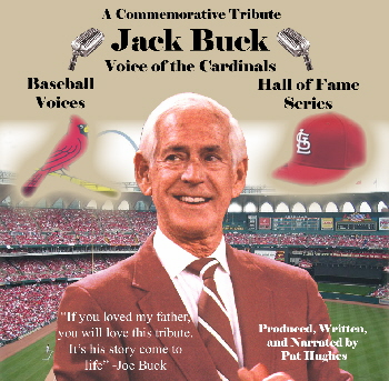 "Jack Buck ""Voice of the Cardinals"" CD"
