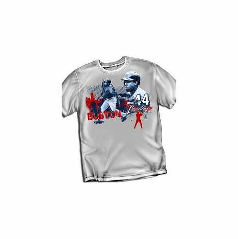 Jackie Bradley Jr. Big City T-Shirt<br>Short or Long Sleeve<br>Youth Med to Adult 4X