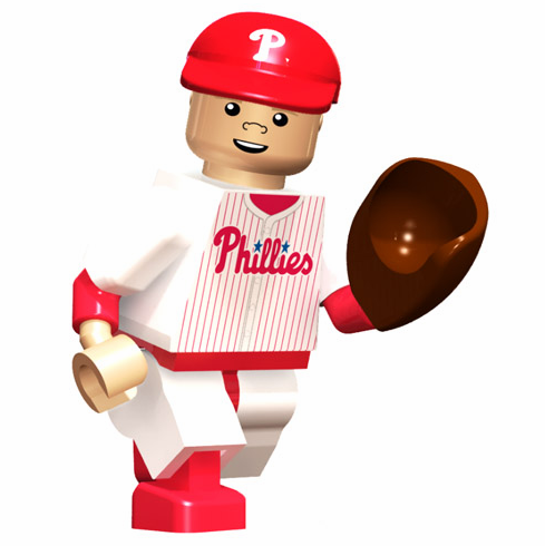 OYO SALE!<br>Jonathan Papelbon Philadelphia Phillies OYO Mini Figure