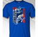 Josh Donaldson Toronto Colorblock T-Shirt<br>Short or Long Sleeve<br>Youth Med to Adult 4X