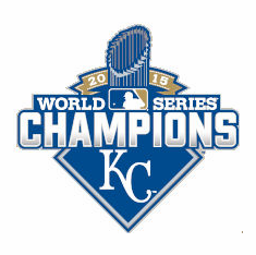 Kansas City Royals 2015 World Series Champs Gifts & Collectibles