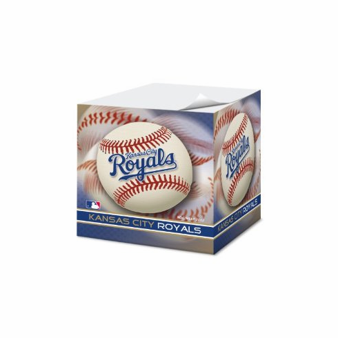 Kansas City Royals Sticky Note Cube