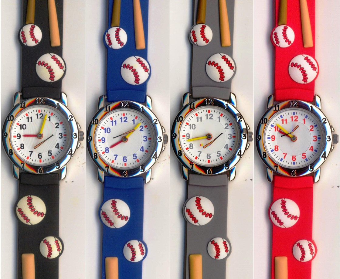 Kids Baseball Watches