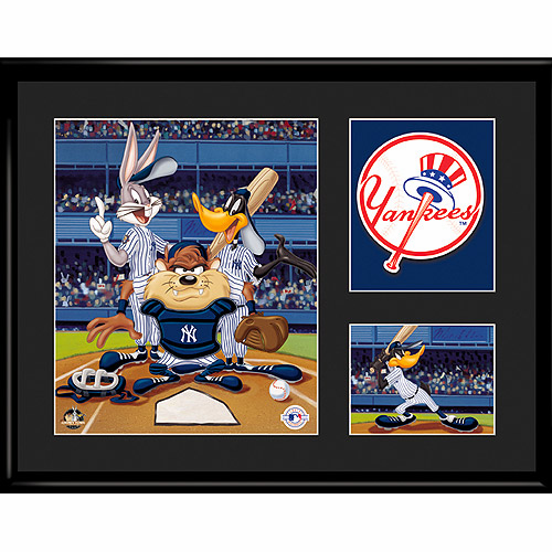 Looney Tunes MLB Team Limited Edition Framed Lithographs