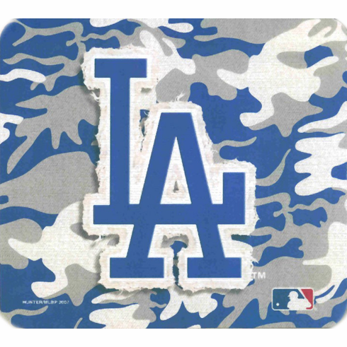 Los Angeles Dodgers<br>Camo Mouse Pad