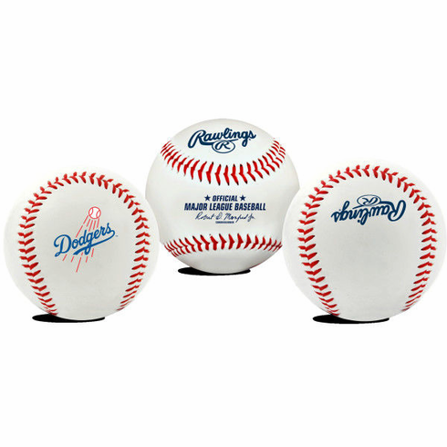 Los Angeles Dodgers Team Logo MLB Baseball