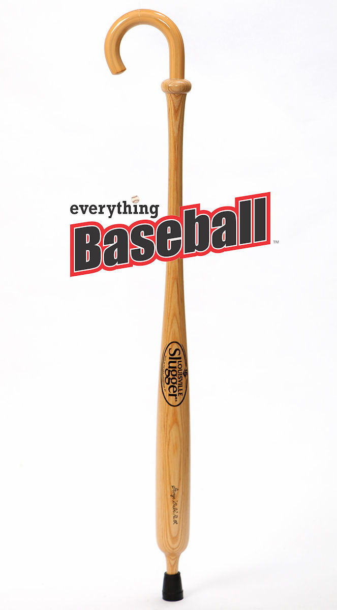 Louisville Slugger Babe Ruth Baseball Bat Cane<br>SOLD OUT!