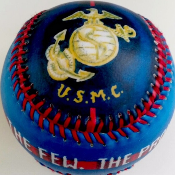 Marines Military Baseball<br>SOLD OUT!