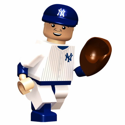 Mark Teixeira New York Yankees OYO Mini Figure