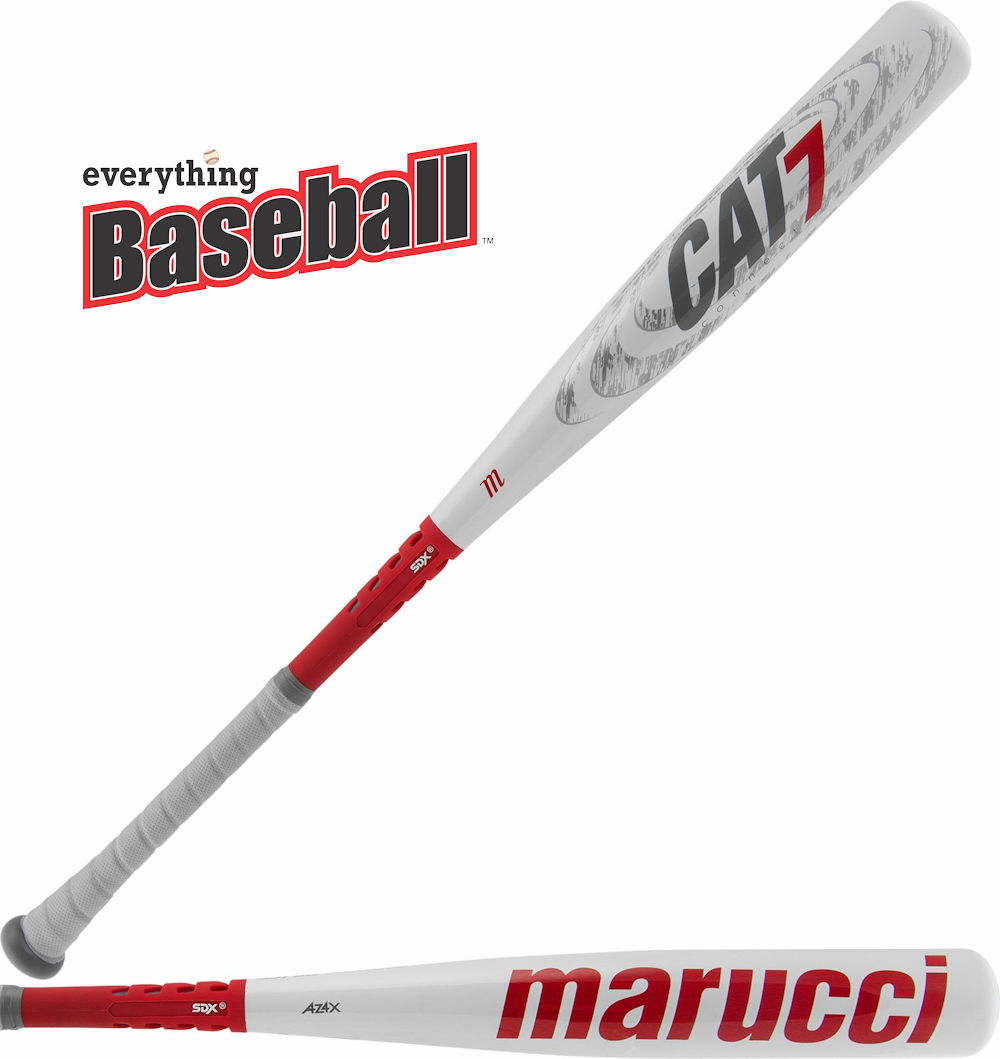 Marucci CAT7 CONNECT BBCOR Baseball Bat