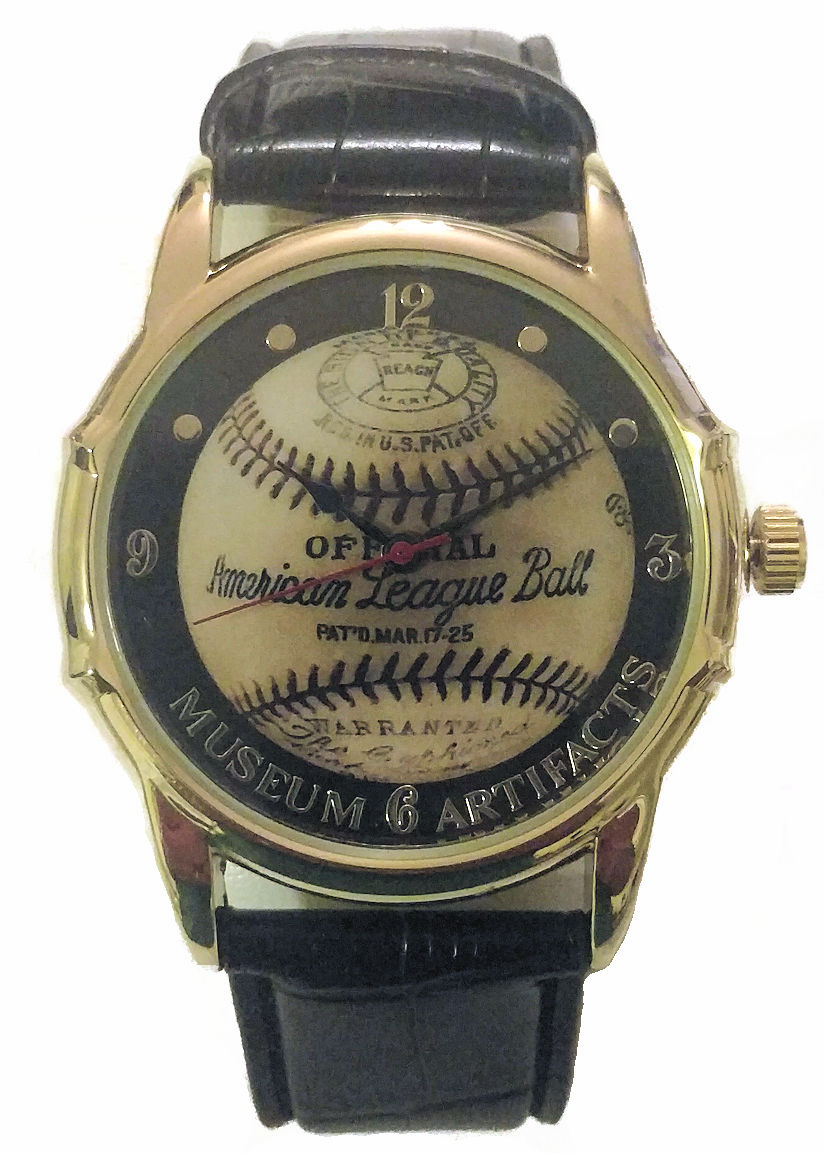Men's American League Baseball Watch