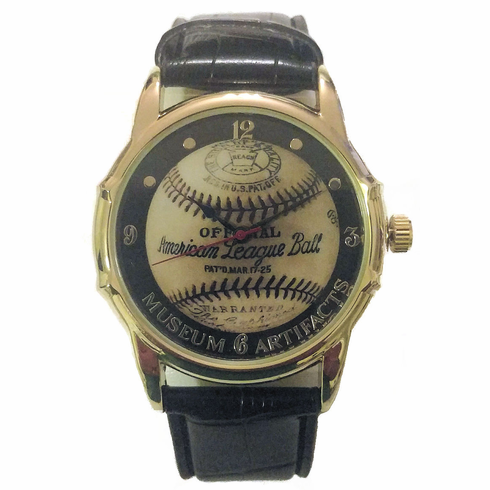 Men's American League Baseball Watch<br>ONLY 4 LEFT!