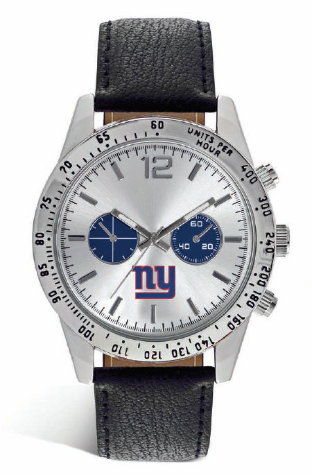 Men's Letterman Sports Watch<br>MLB, NFL or NHL