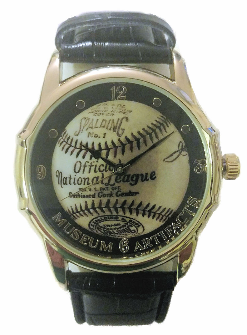 Men's National League Baseball Watch