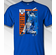 Michael Conforto New York Colorblock T-Shirt<br>Short or Long Sleeve<br>Youth Med to Adult 4X