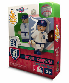 OYO SALE!<br>Miguel Cabrera Detroit Tigers 2012 World Series OYO Mini Figure
