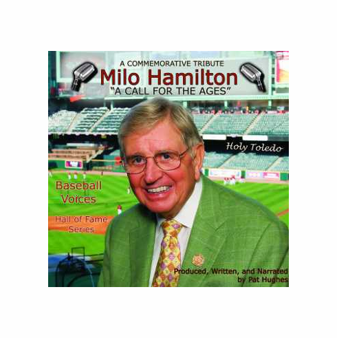 "Milo Hamilton ""A Call for the Ages"" CD"