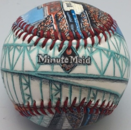 Minute Maid Park Baseball