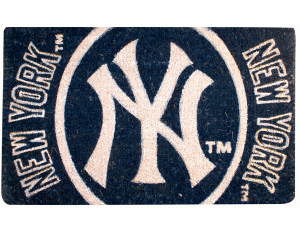 MLB Team 18x30 Welcome Mats