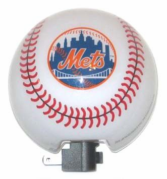 MLB Team Baseball Night Light