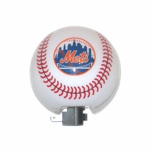 MLB Team Baseball Night Light<br>4 TEAMS LEFT!