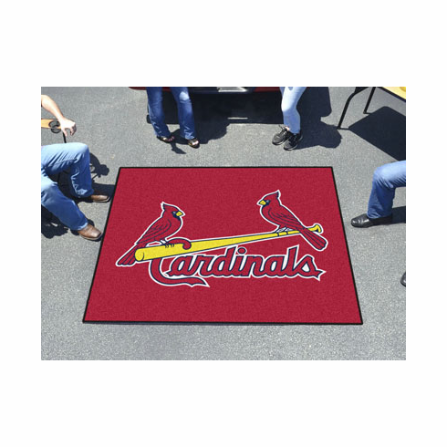 MLB Team Logo 5ft x 6ft Tailgater Rugs