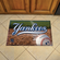 MLB Team Logo Baseball Scraper Doormat