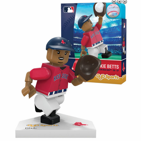 Mookie Betts Boston Red Sox OYO Mini Figure<br>ONLY 1 LEFT!