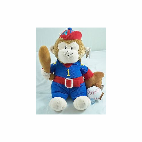 MVB Most Valuable Baby Baseball Monkey<br>ONLY 2 LEFT!