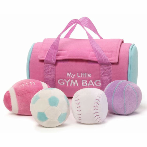My Little Gym Bag Playset
