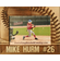 Name and Number Personalized Baseball Photo Frame<br>3 SIZES!
